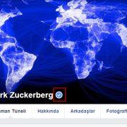 facebook sayfa dogrulama