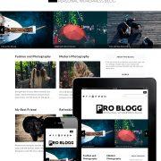 Kişisel Blog Teması