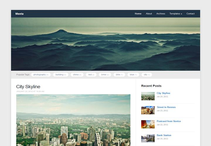 wpzoom-meeta-wordpress-theme
